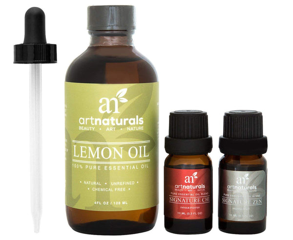 Lemon aroma Oil Gift Set Essential Oil