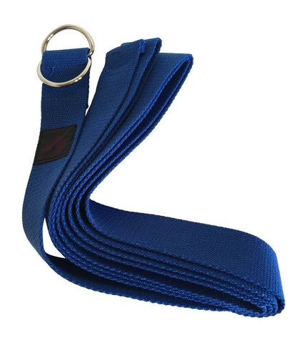 Yoga Strap Made With The Best, Durable Cotton - Comes With Our Special