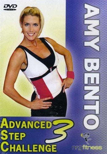 Amy Bento Advanced Step Challenge 3 DVD