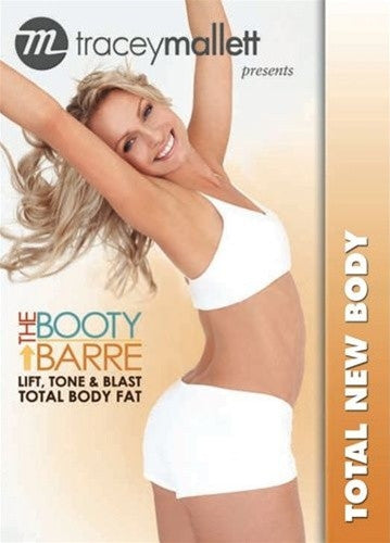 Tracey Mallett The Booty Barre Total New Body DVD