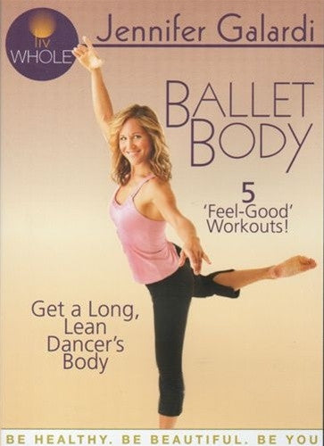 Ballet Body Workout DVD - Jennifer Galardi