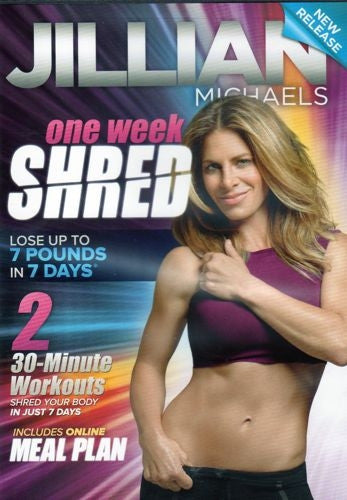 Jillian Michaels One Week Shred