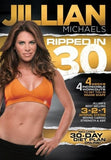 Jillian Michaels Ripped in 30 DVD