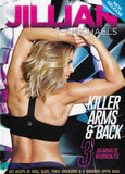 Killer Arms and Back DVD - Jillian Michaels