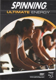 Spinning Ultimate Energy DVD Doug Katona