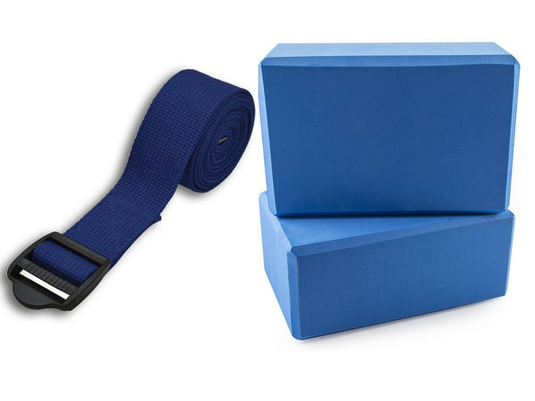 Yoga Blocks with Strap