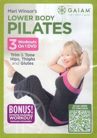 Mari Winsor Lower Body Pilates DVD