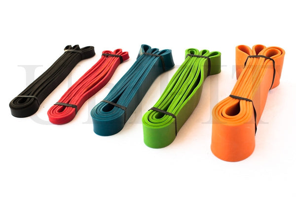High Medium Resistance Bands