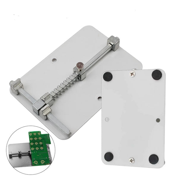 Universal Metal PCB Board Holder Jig Fixture Work