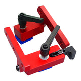 Flip Stop Aluminium T-Track Stop with Adjustable Scale