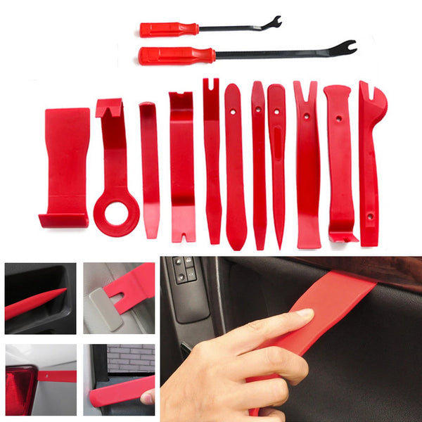 Auto Car Opening Repair Tool 13pcs Pry Disassembly Tool