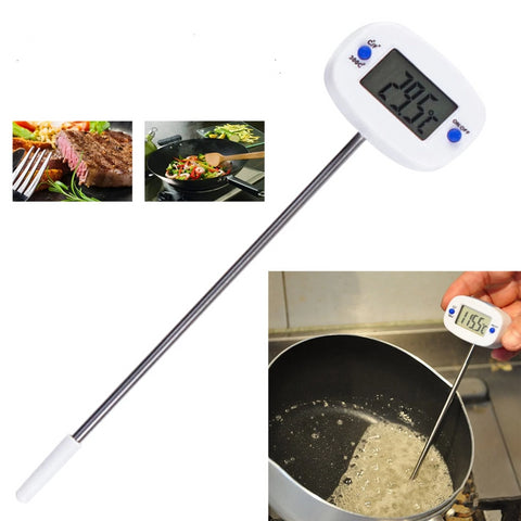 Rotatable Digital Food Thermometer
