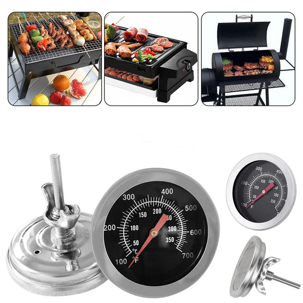 Stainless steel BBQ Accessories Grill Meat Thermometer