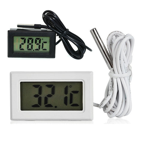 1pcs LCD Digital Thermometer for Freezer