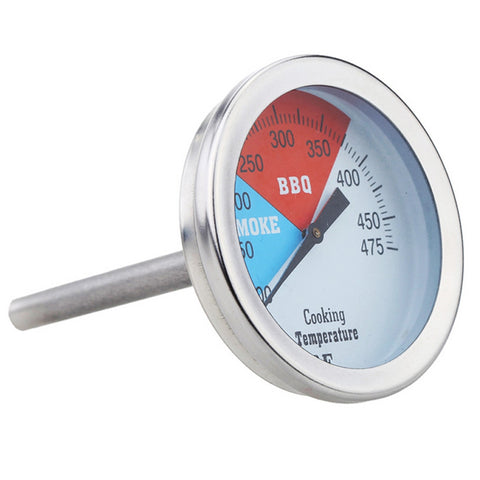 BBQ Smoker Grill Thermometers Stainless Steel Thermometer