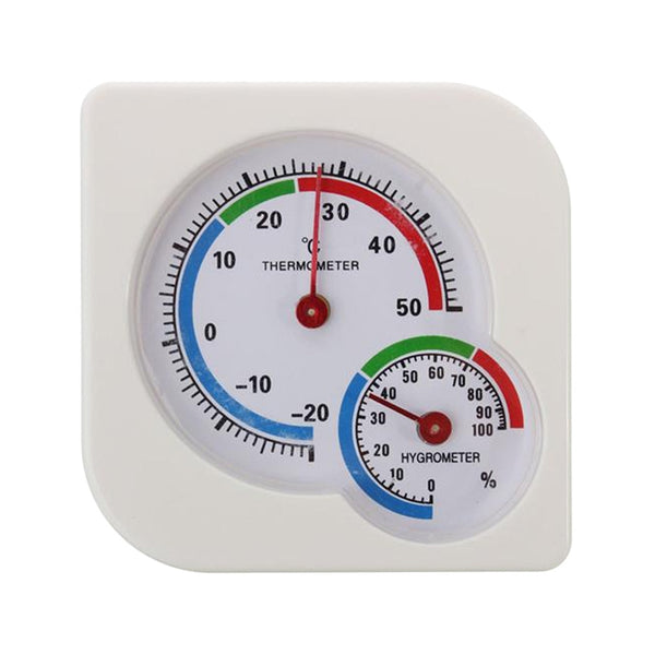 Clock-shaped Multifunction Thermometer