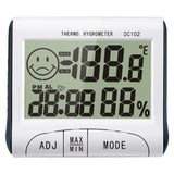 Weather Station Household Indoor Use Temperature Humidity Meter