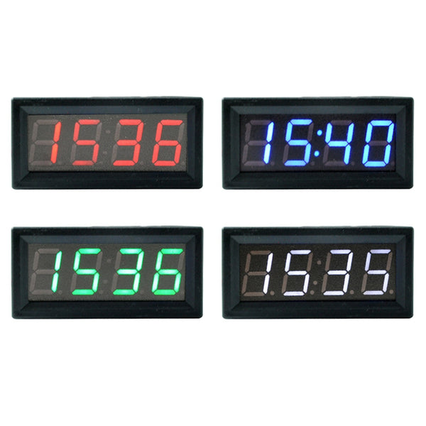 3 in 1 Temperature Battery Voltage Monitor