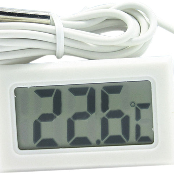 High Quality 2017 Digital LCD Thermometer for Fridges