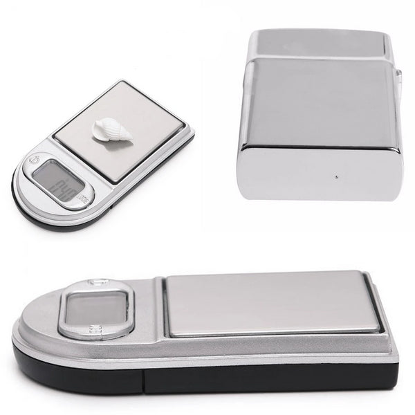 Mini Lighter Design Digital Scales 200g For Jewelry Scale