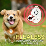 Newly USB Flealess Ultrasonic Flea
