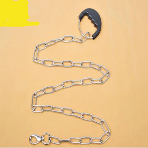 Bite Proof Stainless Steel Heavy Duty Chain Dog Leash