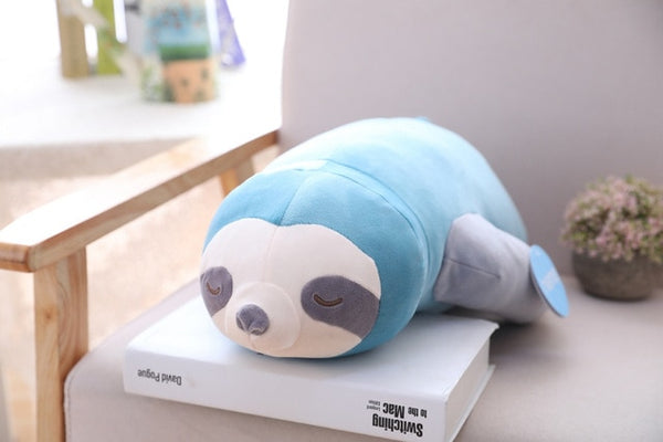1pc Soft Simulation New Arrival Cute Stuffed Sloth Toy