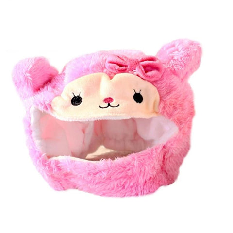 Cute Dog Cat Hat Animal Shape Dog Cap