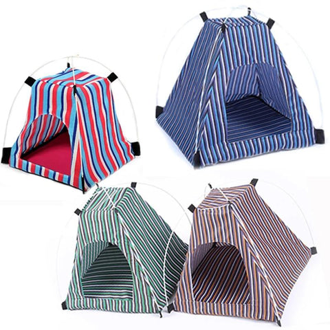 Portable Folding Dog House Sun Beach Tent