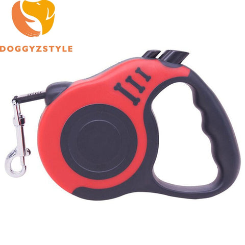 Pet Retractable Leashes Dog Supplies Automatic Telescopic Rope