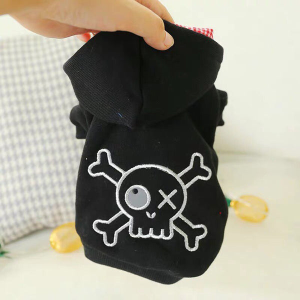 New Autumn Pet Dog Hoodie Coat Soft Cotton Puppy Cat