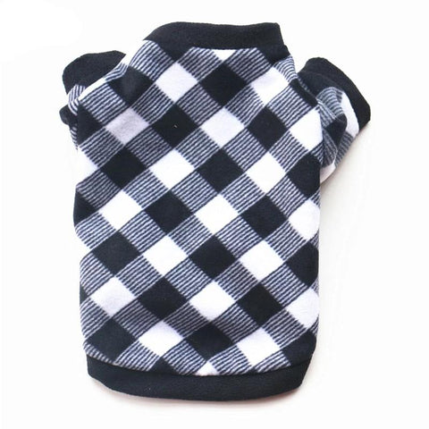 Warm Coat T-Shirt Pet Dogs Clothes