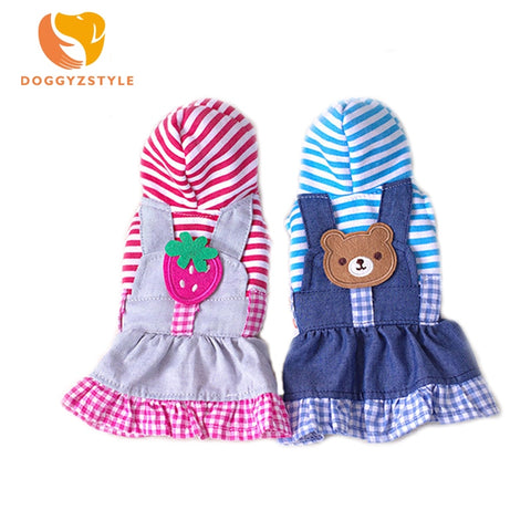 Dress for Dogs Striped