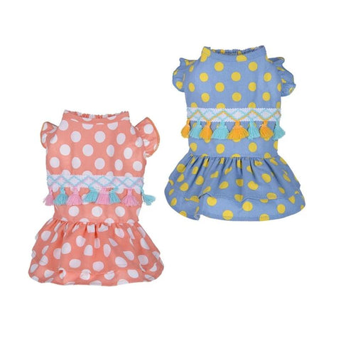 Lightweight Pet Summer Puppy Dog Dress