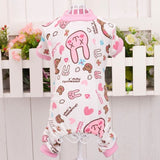 Jumpsuit Summer Pet Overalls Dogs Clothes