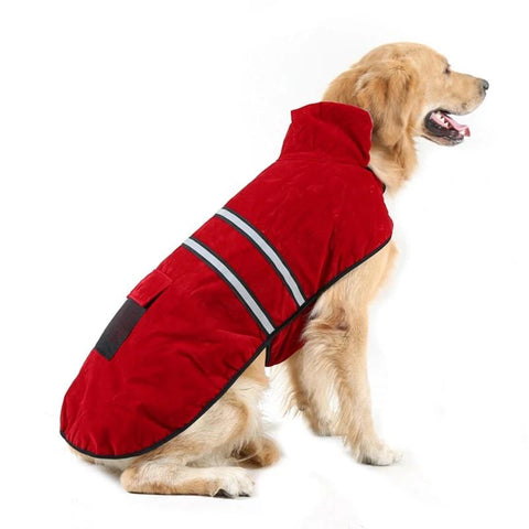 New Pet Dog Raincoat Large Dog Raincoat