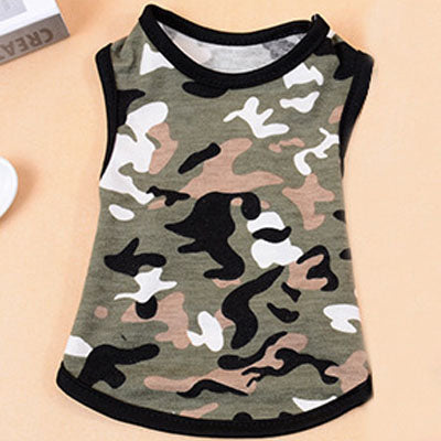 Summer Breathable Clothes Camouflage T-shirt