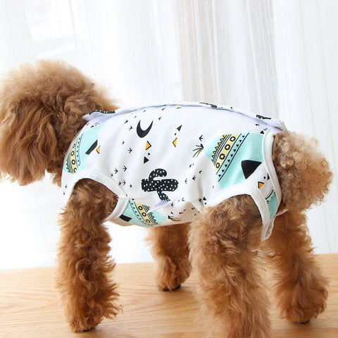 Dog jumpsuit Cat Sterilization Surgery Clothing Pet