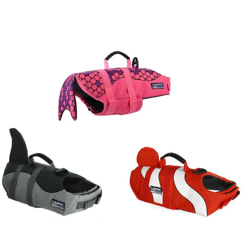 Pet Dog Life Jacket Safety Clothes for Pet Life