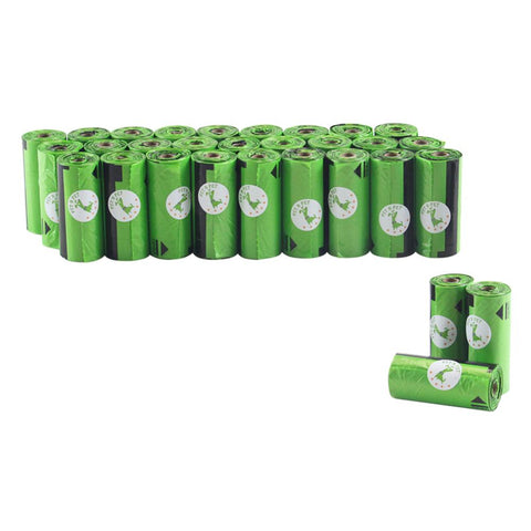 Dog Poop Bags 450 Counts 30 Rolls 10 Micron