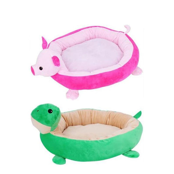 Pet Dog Cat Bed Cute Animal Design Cats Beds House For Large Medium Small Dogs