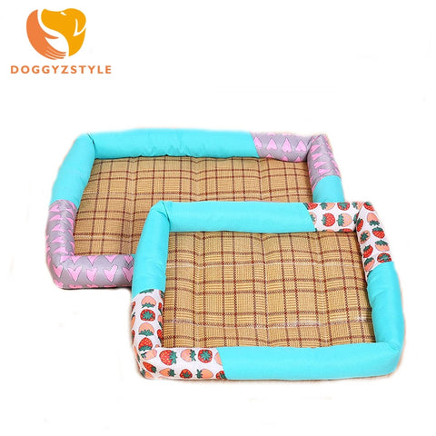 Dog Bed Sofa Spring Summer Dual-use Cat Dog