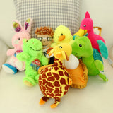 Pet Squeak Toys Cute Animal Sound Dog Toys