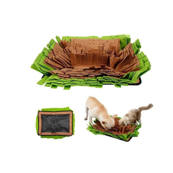 Dog Interactive Toys Feeding Mat for Dog Smell Training