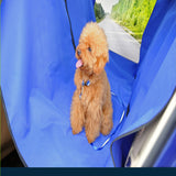 Fabric Waterproof Dog Cat Car Seat Cover