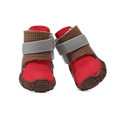 Pet Shoes Non-slip Breathable Casual Net Dog Shoes