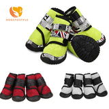 XS-3XL Fashion Soft Pet Dog Shoes