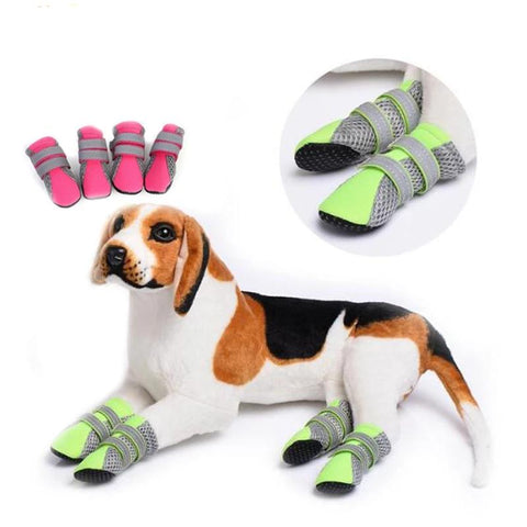 Breathable Waterproof Small Large Dog Boots
