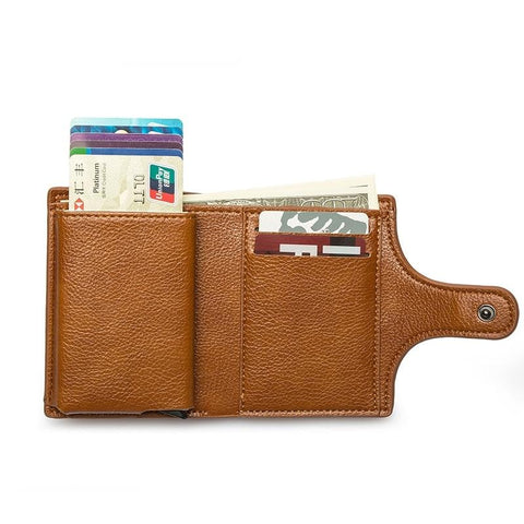 Wallet Women Small PU Leather