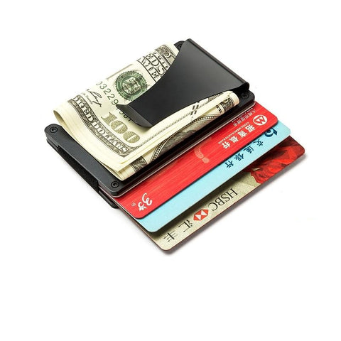Anti-magnetic Wallet